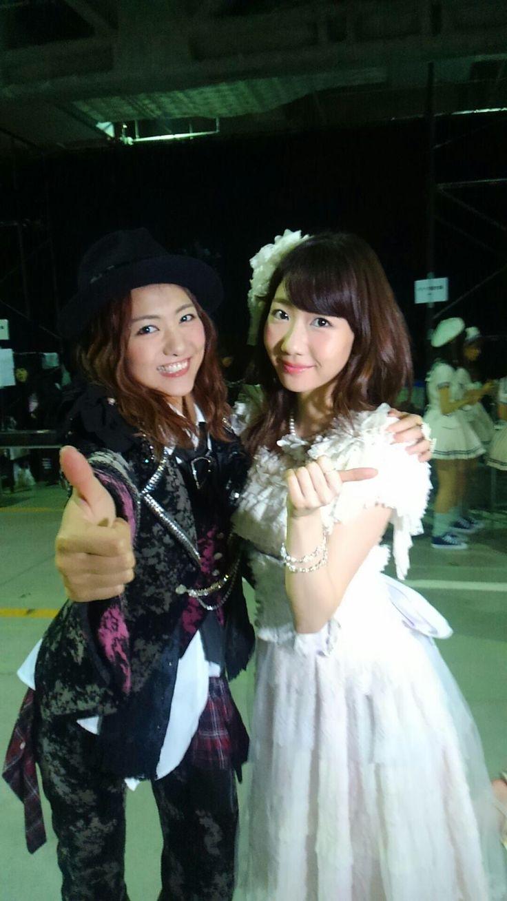 Miyazawa Sae & Kashiwagi Yuki, SaeYuki