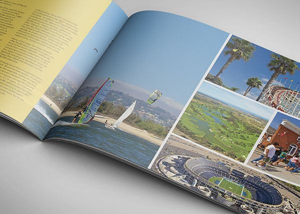 Chula Vista Bay Offering Memorandum on Behance | Commercial Real ...