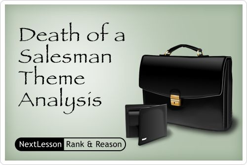 an analysis of realism in the play death of a salesman by arthur miller Welcome to the litcharts study guide on arthur miller's death of a salesman   in-depth summary and analysis of every act of death of a salesman  literary  period: social realism genre: dramatic stage play setting: new york and  boston.