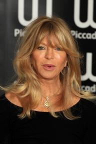 Goldie Hawn - ageing with grace.