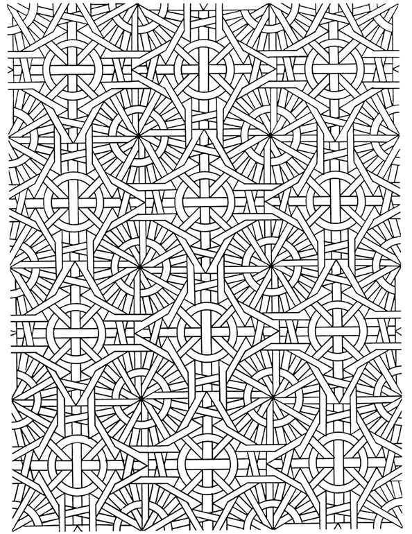 Adult Coloring Pages Patterns : Best 25 pattern coloring pages ideas on pinterest mosaic