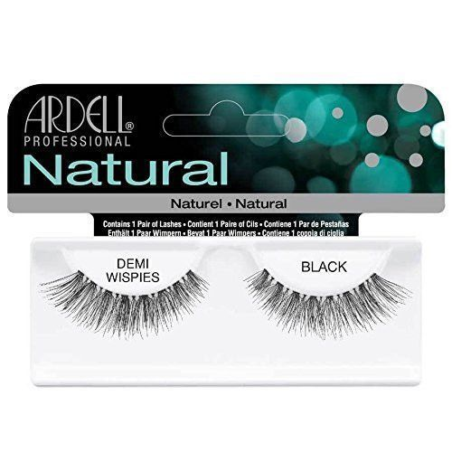 266da73bbda Ardell Natural Fake Eye Lashes (Demi Wispies Black) #EyeLashesDrawing