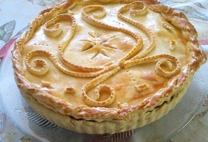Zöldséges-húsos pite recept képpel. Hozzávalók és az elkészítés részletes leírása. A zöldséges-húsos pite elkészítési ideje: 115 perc