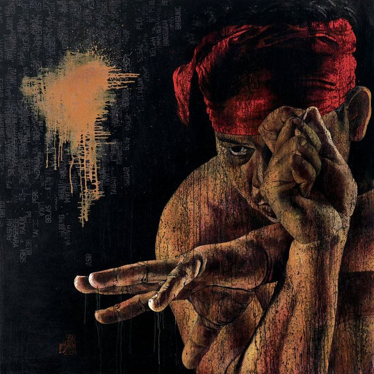 bayu utomo radjikin, Indonesian artists