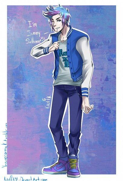 "Human Form. James P. ""Sulley"" Sullivan | Monsters Inc."