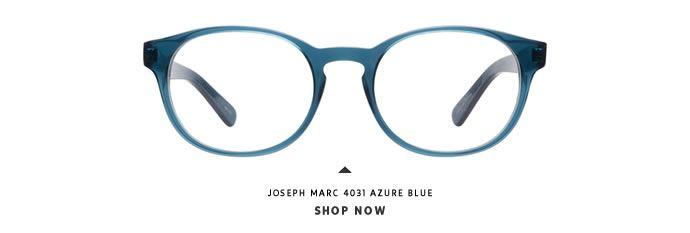 NYFW-Spring-2015-Eyewear-Trends-Joseph-Marc-4031-Azure-Blue