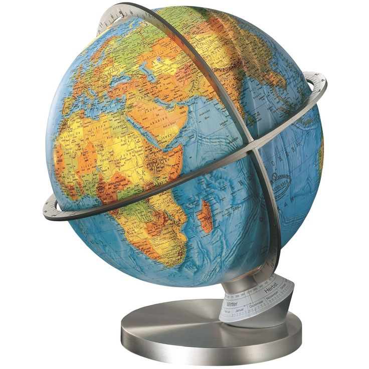 ... Globe   13 Inch Contains More Cartographical And Astrological  Information Than Can Be Believed! Learn While Enjoying The Beauty Of This Tabletop  Globe.
