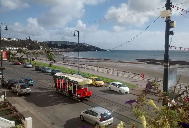 Trevelyan Hotel, Douglas, Isle of Man. Bed & Breakfast. Family. Holiday. Seaside. Coastal. Beach Holiday.