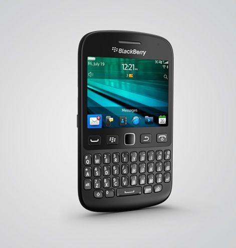 BlackBerry เปิดตัว BlackBerry 9720