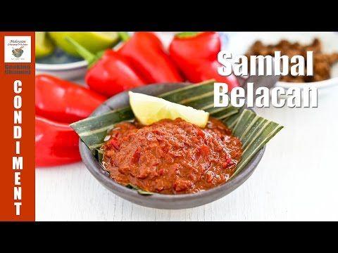Sambal Belacan | Malaysian Chinese Kitchen