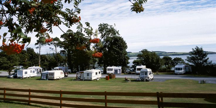 Touring Caravan Sites Near Dumfries
