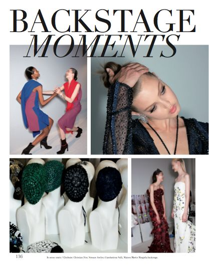 Backstage moments cover. #backstage