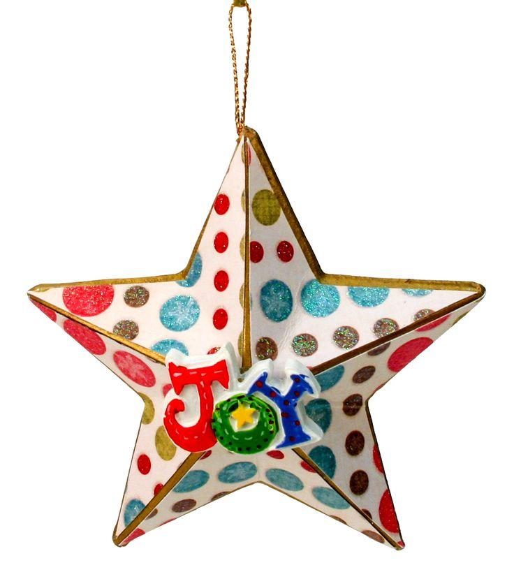 Homemade Christmas Star Ornament: 34 Best DIY ~ Paper Mache Images On Pinterest