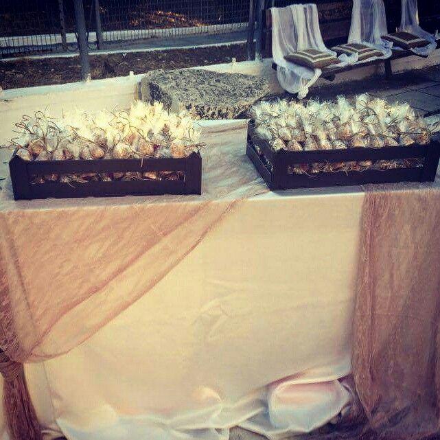 Στολισμός εκκλησίας γλυκά wedding