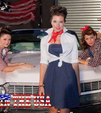 """Ecco le foto più belle di """"Born in the USA """""""