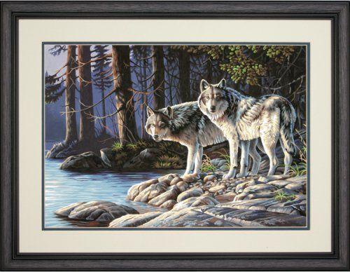 Dimensions - Серые волки