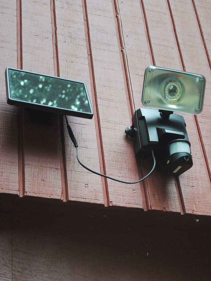 Solar Powered Security Lights Solar Security Camera