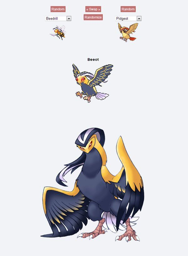 25 Incredible Pokemon Fusions