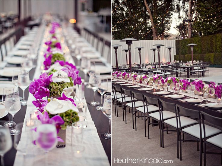 Best 25 long table centerpieces ideas on pinterest for Small intimate wedding ideas