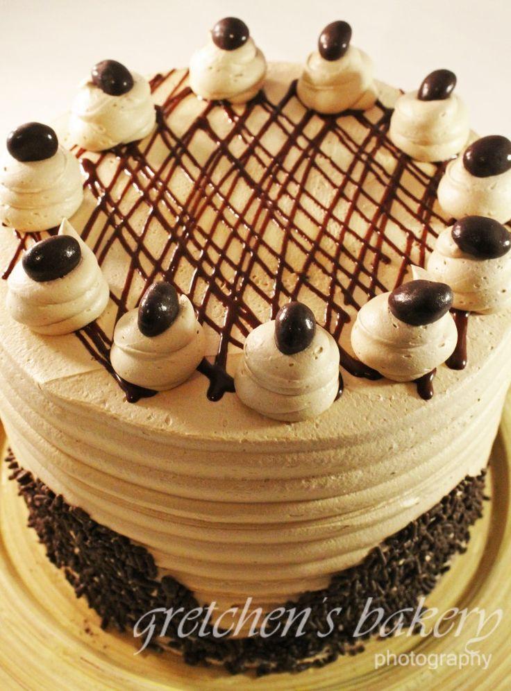 How to make mocha cake