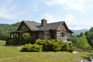 The Hiding Place Blue Ridge Mountain Boone and Blowing Rock NC Cabin Rentals