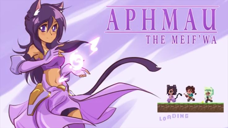 Aphmau the Cavalier