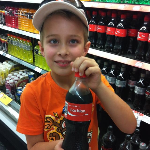 Found his coke