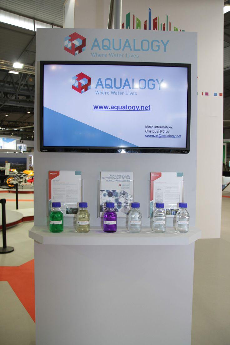 Sistema de tratamiento de agua con tecnología electroquímica II (Aqualogy)