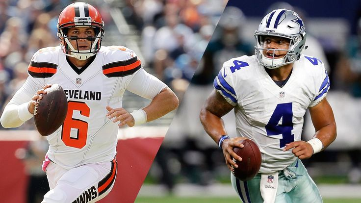 Hue Jackson: Browns, Cowboys have the rookie QBs they should have - Cleveland Browns Blog- ESPN