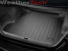 WeatherTec​h® Cargo Liner Trunk Mat for Chrysler 200 Sedan - 2015-2016 - Black