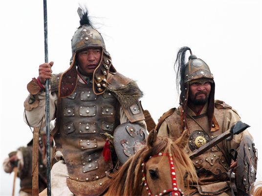 Mongol Warrior | Mongolian Warrior On Horse Horse-mounted members of the