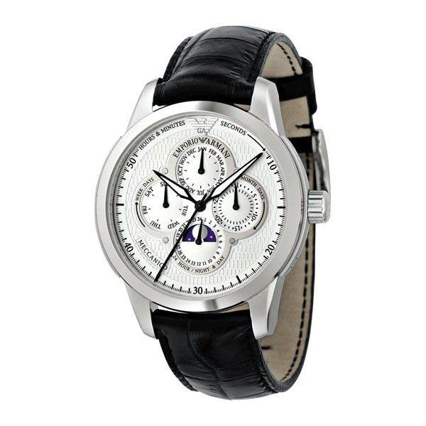 Reloj armani meccanico ar4613 - 340,00€ http://www.andorraqshop.es/relojes/armani-meccanico-ar4613.html
