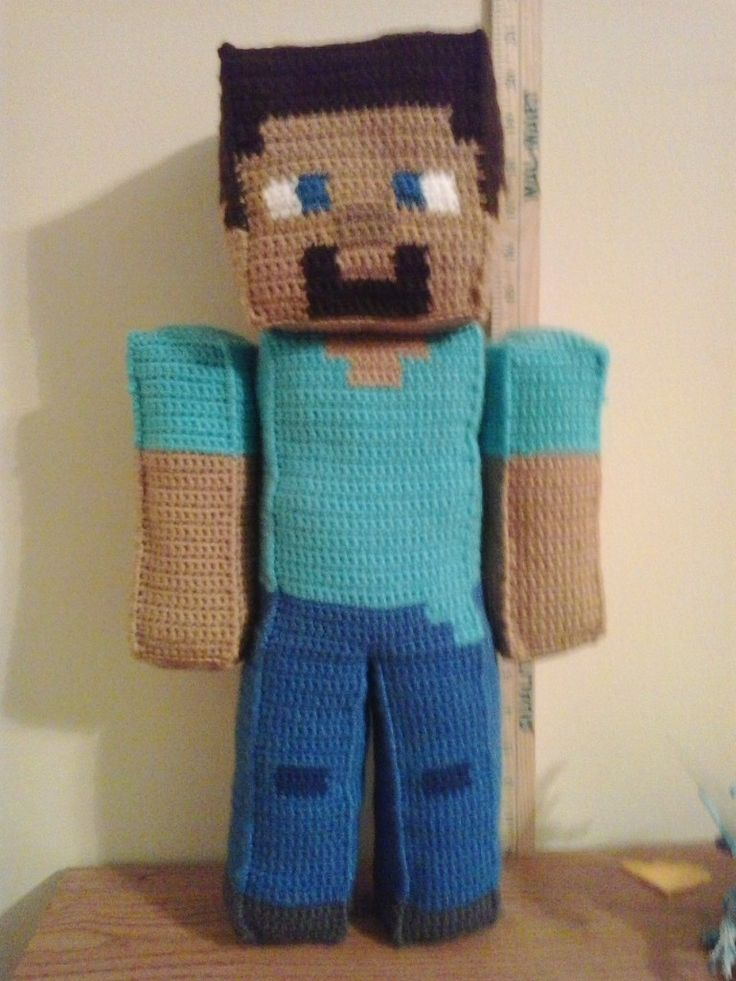 "Steve is one of the most well known characters from the popular Minecraft game that was originally created by Markus ""Notch"" Persson and ..."