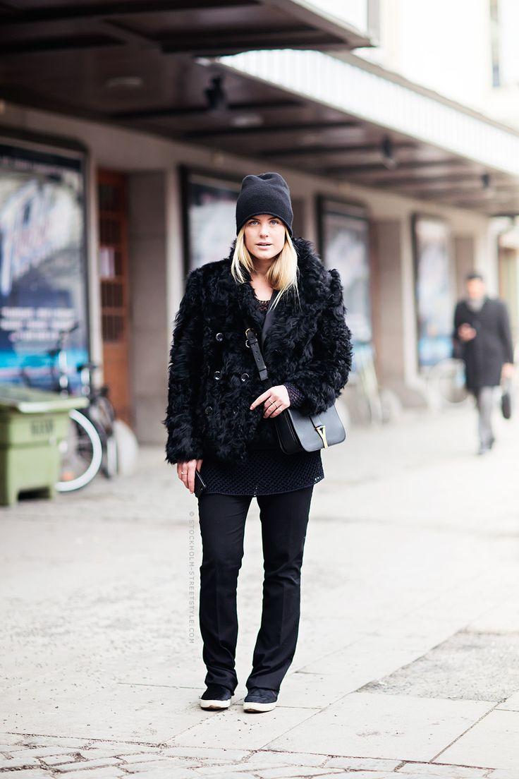 Carolines Mode Stockholmstreetstyle A Stockholm Street Style The Urban Spotter Pinterest
