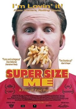 """Celebrity vegan from documentary """"Super Size Me"""" ditches veganism after 13 years."""