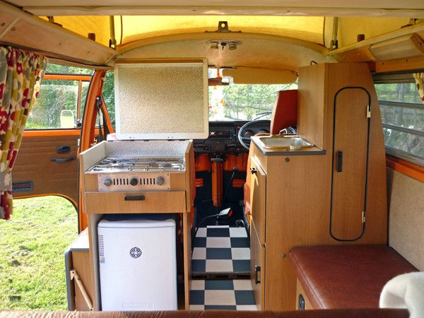 353 best images about motorhome interior options on for Interior westfalia
