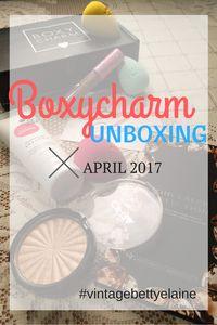 Boxycharm Unboxing