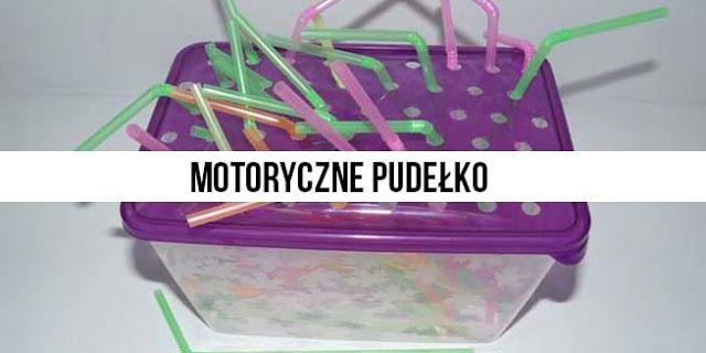Specjalni czyli nowe technologie w szkołach specjalnych: Motoryczne pudełko- pomaga w usprawnianiu motoryki...