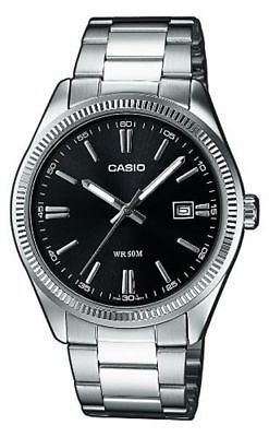 Casio Classic Silver Watch MTP1302D-1A1