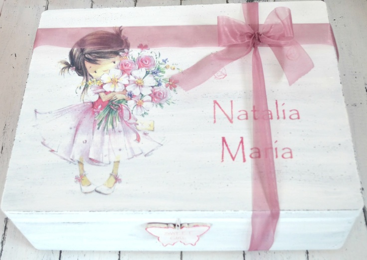 Dreams Factory: Pretty little girld box - Decoratiuni vintage ~ Pretty little girl ~pentru camera fetitelor