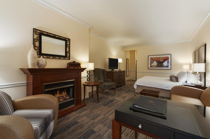 Deluxe Room with Fireplace