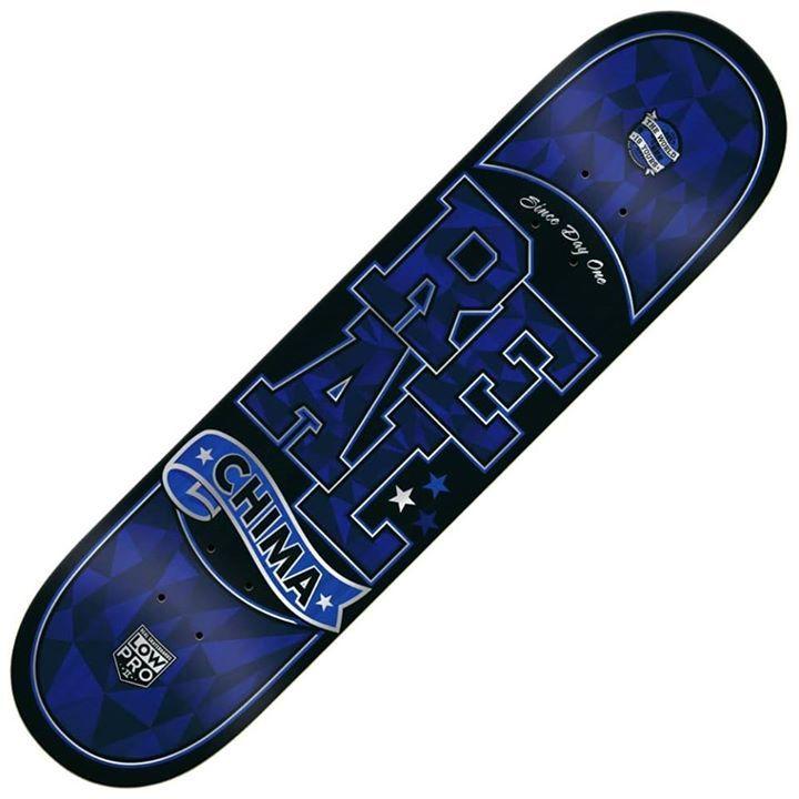 Real Skateboard Deck Chima Ferguson Lowpro Facet 8.5 b | snapchat @ http://ift.tt/2izonFx