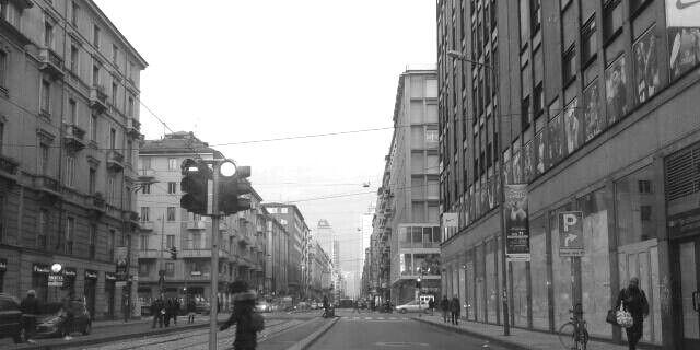 Oggi 14/11/2014 h7.45 Milano buongiorno