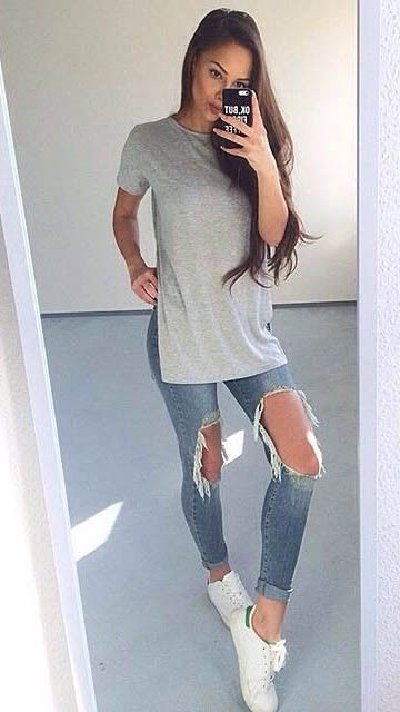 Flawless, comfy outfit
