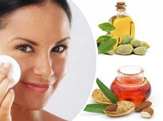 Народная медицина: Миндальное масло для ухода за кожей лица