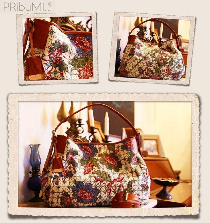 Dewata hobo bag by Pribumi Gj (pict courtesy of Pgj)