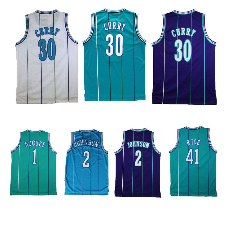 85f1ffe66 mens charlotte hornets 15 percy miller white hardwood classics soul  swingman throwback jersey; aliexpress buy charlotte 30 dell curry 2 larry  johnson 1