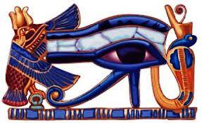 MITOLOGIA EGIPCIA: EL OJO DE HORUS