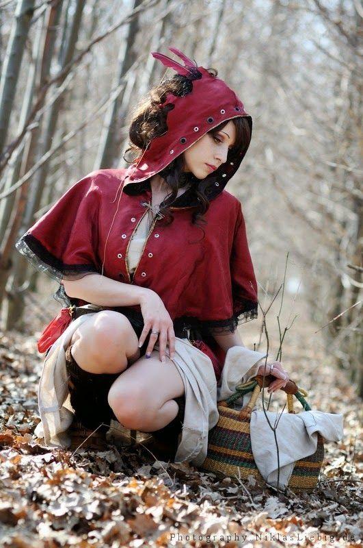 【厳選】赤ずきんちゃんコスプレ画像集【かわいいセクシー】 | Pinecone13 | 世界のアートを感じるおもしろ情報配信するブログ