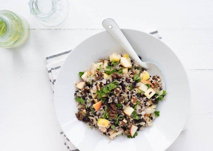Fresh & Easy: Wilde rijst pilav - Uit Pauline's Keuken